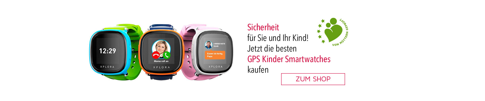 Kinder Smartwatch - Xplora