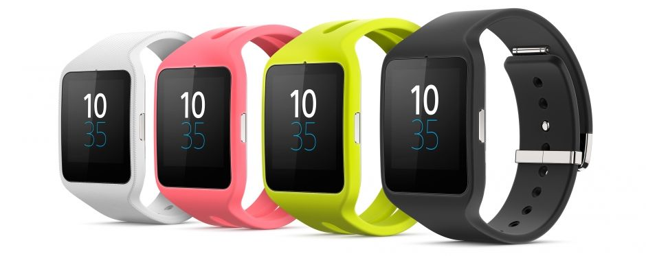 sony smartwatch 3. Black Bedroom Furniture Sets. Home Design Ideas