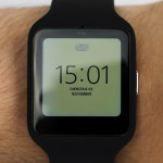 sony smartwatch 3 arm