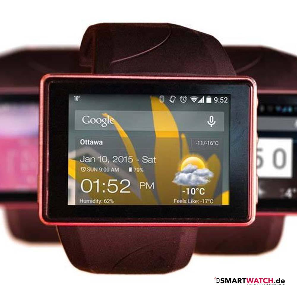 Androidly Smartwatch Kube