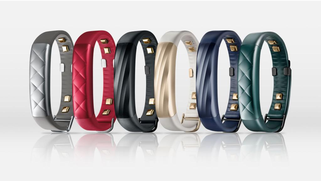 Jawbone UP3 Varianten