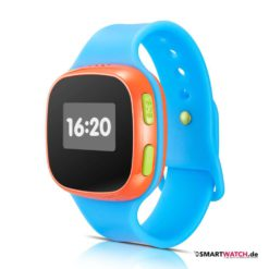 Alcatel MoveTime Track & Talk - Blau/Orange