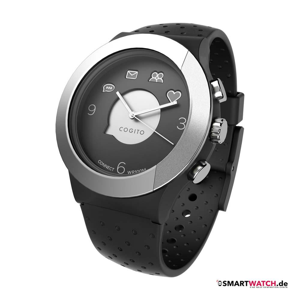 Cogito Fit black silver