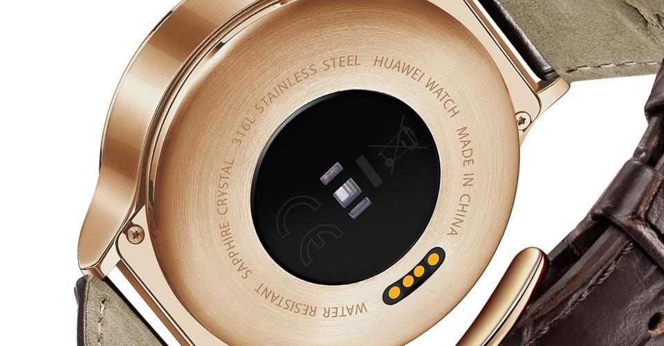 Huawei Watch Elite-Gold