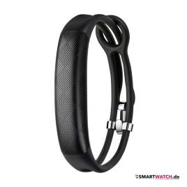 Jawbone UP2 Thin Flat - Schwarz