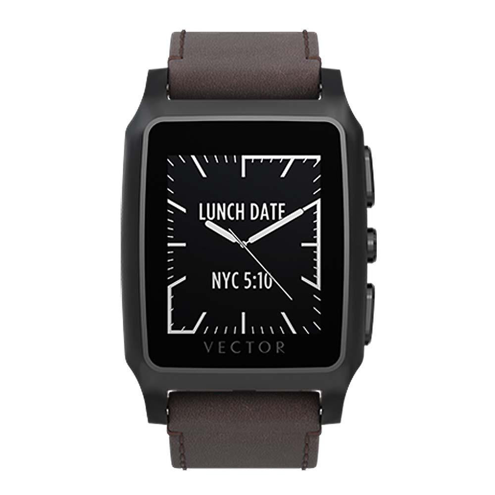 Vector Contemporary Meridian Smartwatch Review - YouTube