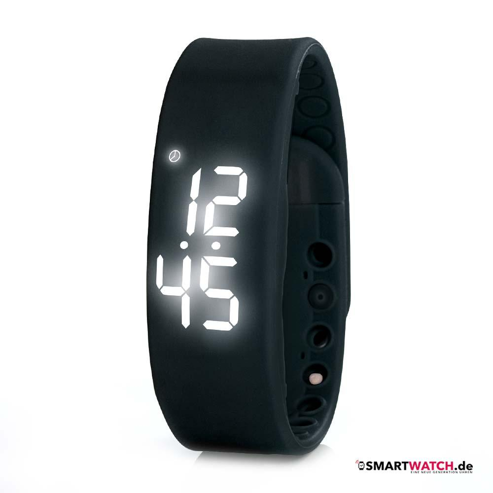 Vitalmaxx LED-Fitness-Armband black