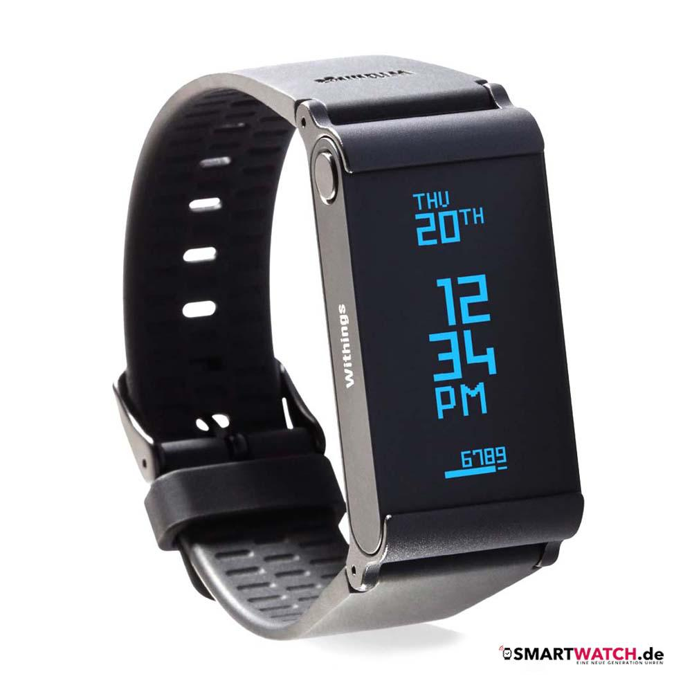 Withings Pulse Ox - Schwarz