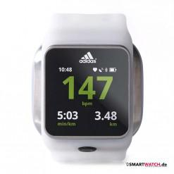 adidas miCoach Smart Run - Weiß