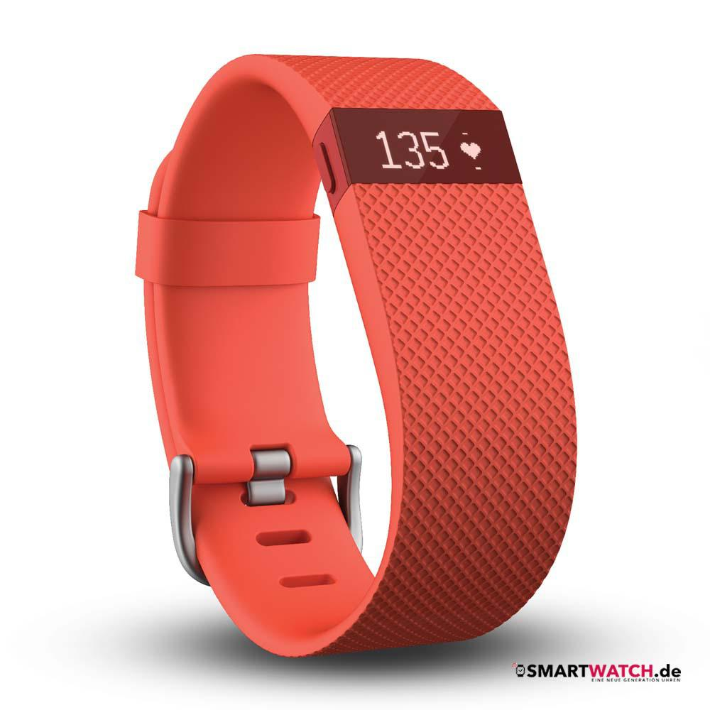 Fitbit Charge HR - Orange