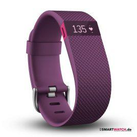 Fitbit Charge HR - Pflaume