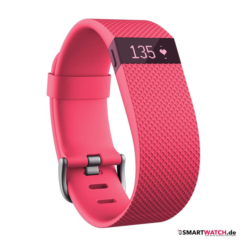 Fitbit Charge HR - Pink