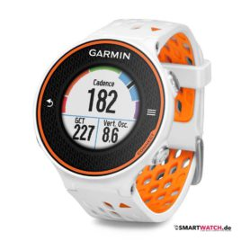 Garmin Forerunner 620 ohne Brustgurt - Weiß/Orange
