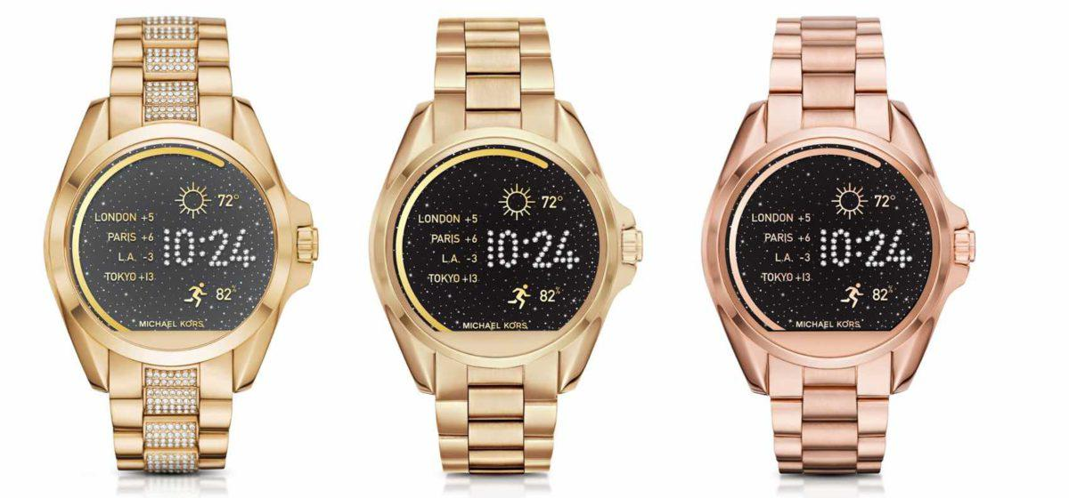 Michael Kors Damen Smartwatch