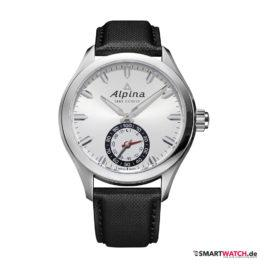 Alpina Horological Gents - Schwarz/Silber