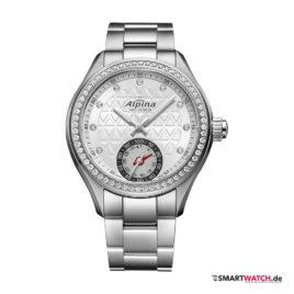 Alpina Horological Ladies - Silber/Diamanten