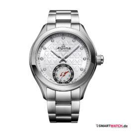 Alpina Horological Ladies - Silber/Weiß
