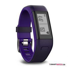 Garmin Vivosmart HR Plus - Violett