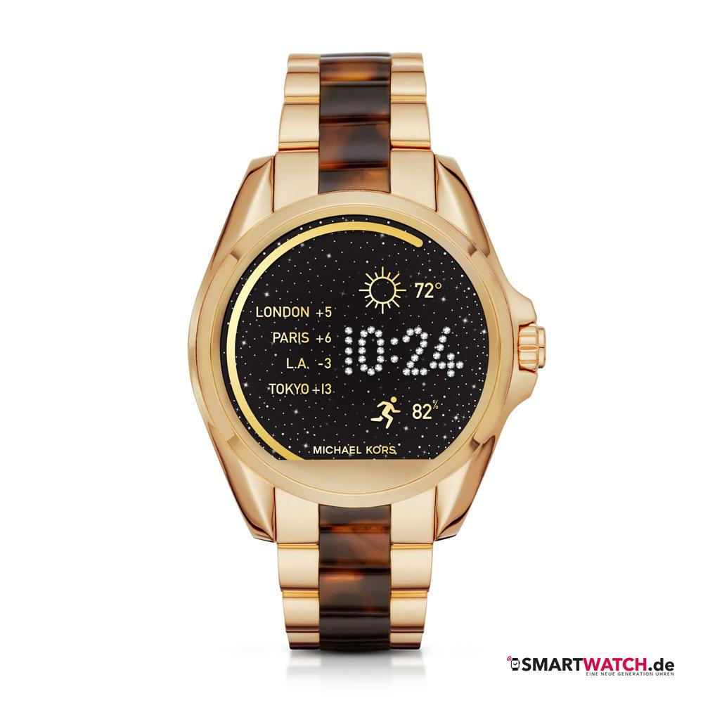 michael kors smartwatches der marke access mit android