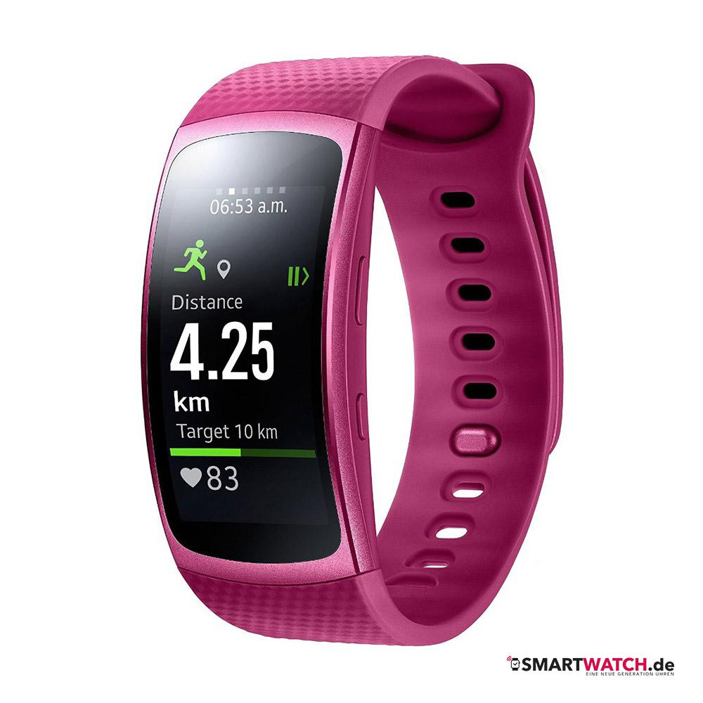 Samsung Gear Fit 2 - Pink