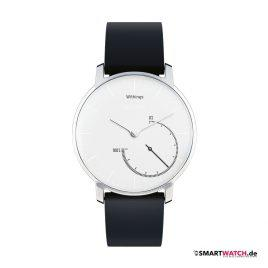 Withings Activite - Steel/Schwarz/Weiß