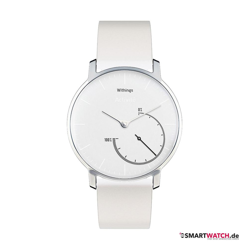 Withings Activite - Steel/Weiß