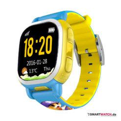 Tencent QQ Watch - Blau/Gelb