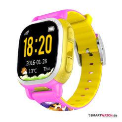 Tencent QQ Watch - Pink/Gelb
