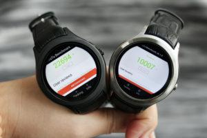 No.1 D5+: Neue Android-Smartwatch aus China