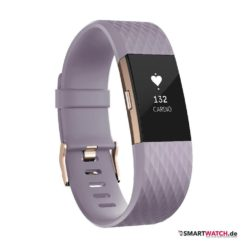 Fitbit Charge 2 - Lavendel/Rosegold