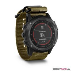 Garmin Tactix Bravo HR - Oliv