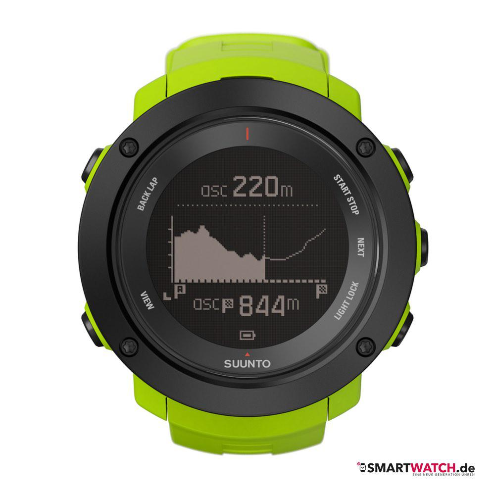 Suunto Ambit3 Vertical - Lime