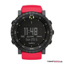 Suunto Core Crush - Rot