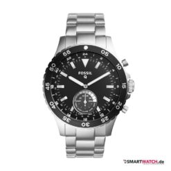 Fossil Q Crewmaster - Silber