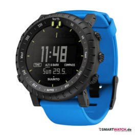 Suunto Core Crush - Blau
