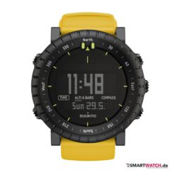 Suunto Core Crush - Gelb
