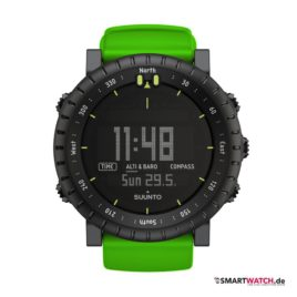 Suunto Core Crush - Grün