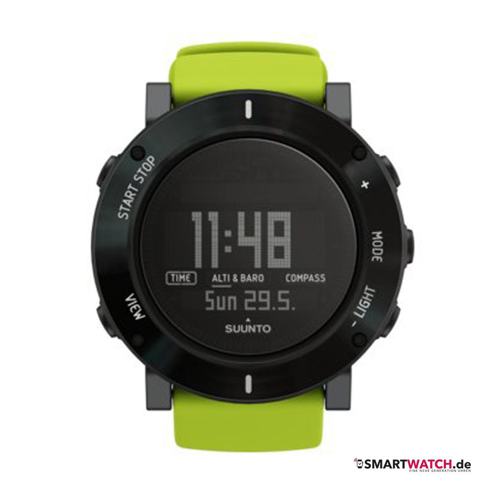 Suunto Core Crush - Limettengrün