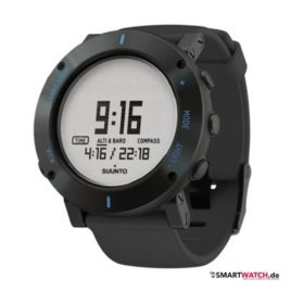 Suunto Core Crush - Schwarz