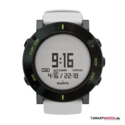 Suunto Core Crush - Weiß
