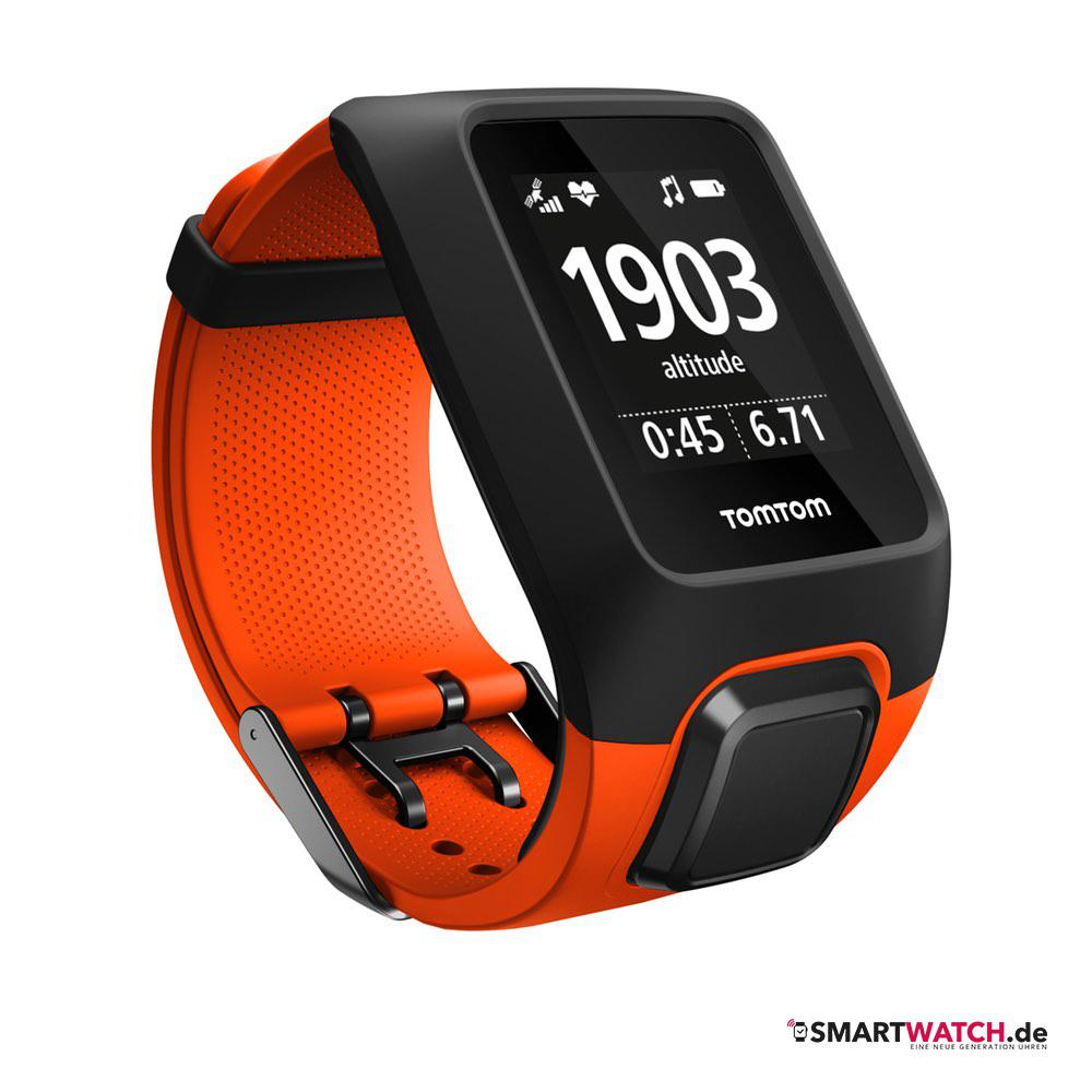 TomTom Adventurer - Orange/Schwarz