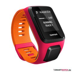 TomTom Runner 3 - Pink/Orange