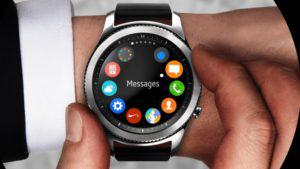 LTE-Version der Samsung Gear S4 entsteht in den USA