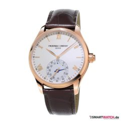 Frederique Constant Horological Smartwatch - Braun/Rosegold