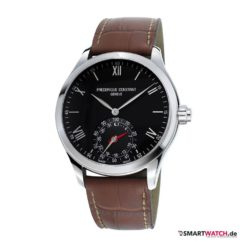 Frederique Constant Horological Smartwatch - Braun/Silber