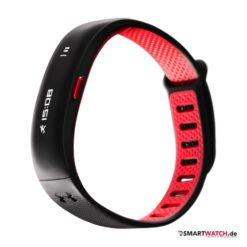 Under Armour Band - Schwarz/Rot