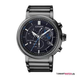 Citizen Bluetooth Watch - Schwarz