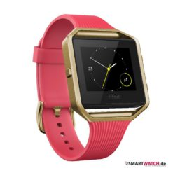 Fitbit Blaze - Pink/Gold