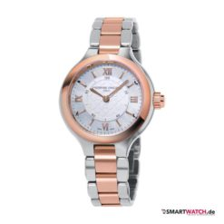 Frederique Constant Horological Smartwatch, Damen - Silber/Rosegold