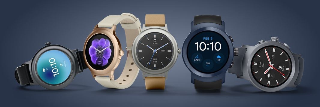 Google Smartwatches Teaser